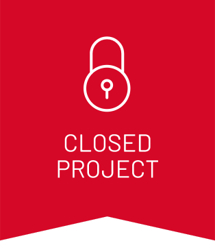 Closed project